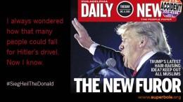 Sieg Heil The Donald