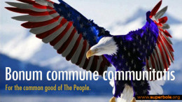 bonum commune communitatis